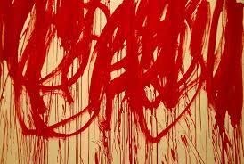 Resultado de imagen de twombly pompidou