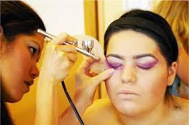 fashion mondays airbrushing makeup