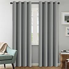 Design Decor Grommet Panels Dove Grey Cool Amazon Turquoize Blackout Drapes Dove Gray Themal Insulated