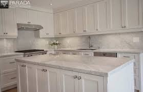 image of backsplash ideas for quartz countertops