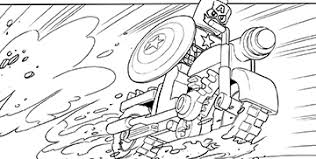 Coloring Pages Lego Marvel Super Heroes Legocom Us