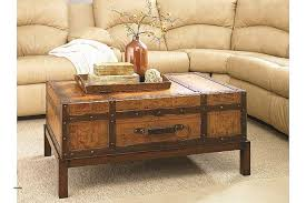 trunks used as coffee tables best of table steamer trunk turned contributor post luxury