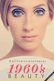 twiggy inspired beauty tutorials