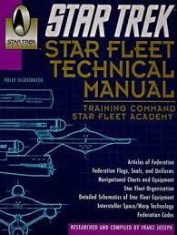 Star Trek Star Charts Book Star Trek Star Fleet Technical Manual Ballantine Books