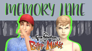 Sims 4: CREATE A SIM | MEMORY LANE: BILLY AND MANDY - YouTube