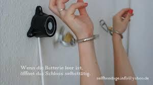Self bondage release lock