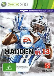 Madden NFL 13 iOS, X360, PS3, VITA ...