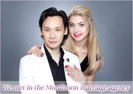 Ukrainian woman success mordinson