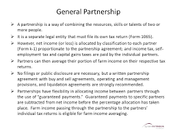 Basic Business Structures. Overview  Most Farming Or Ranching ...