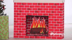 nostalgic indooor corrugated fireplace shindigz decorations you