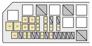 toyota tacoma (2003 2004) fuse box diagram auto genius 2011 toyota tacoma fuse box diagram toyota tacoma (2003 2004) fuse box diagram