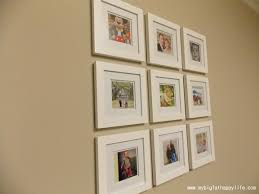 Multiple picture frames Square Arranging Multiple Picture Frames On The Wall Mybigfathappylifecom My Big Fat Happy Life Arranging Multiple Picture Frames On The Wall My Big Fat Happy Life