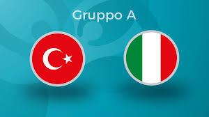 Rai 1 Euro 2020: Turchia - Italia