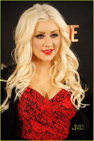christina aguilera hair t burlesque