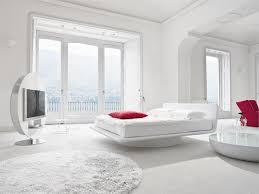 White room white furniture Pink The Wow Style 30 White Bedroom Ideas For Your Home