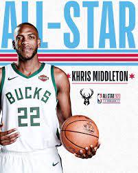 Fact: Khris Middleton is an NBA All ...