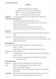 Example Resumes For Jobs Awesome Jobs Resume Format Jobs Sample Resume Jobs Example Resume Cover