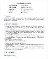 Sample Security Officer Resume Security Guard Resume Template Security Officer Resumes Top 8