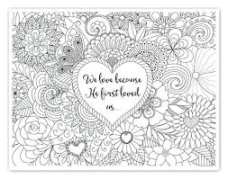 Religious Color Pages For Adults Christian Coloring Pages For Adults