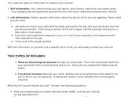 How To Write Your Objective On A Resume Great Resume Objective