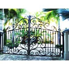 Decorative Metal Gates Design Interesting GYD32G32 China Decorative Mild Steel Gates Design Manufacturer