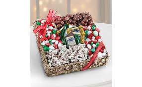 delights chocolate sweets gift basket