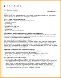 Chic Other Skills Resume Examples About Leadership Executive Sevte