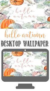 o autumn watercolor fall wallpaper