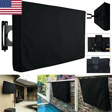 waterproof tv cover details about outdoor gear protector led plasma television coat black best covers for waterproof tv cover outdoor
