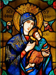Image result for our mother mary