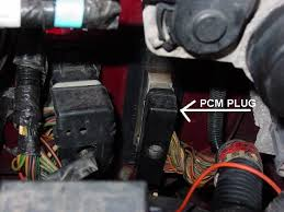 wiring diagram ford truck ecm 1994 wiring diagrams Diagram Of The 2007 Ford Escape Fuse Box ford f150 pcm replacement how to ford trucks step 1 disconnect the battery wiring diagram ford truck ecm 1994 2007 ford escape fuse box diagram