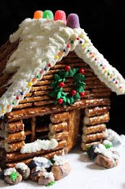 creative gingerbread houses.  Creative 32 Cute Gingerbread House Ideas U0026 Pictures  How To Make A  In Creative Houses Country Living Magazine