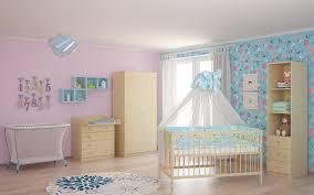 78866720, Polini Kids Babyzimmer Kinderzimmer komplett Set weiß 4 ...
