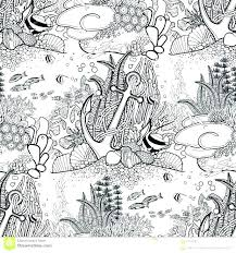 anchor coloring page for nautical coloring pages anchor coloring page nautical coloring pages ship anchor coloring anchor coloring page