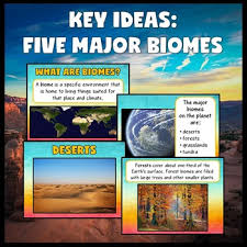 What Are Biomes Biomes Activities Biomes Powerpoint