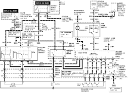 wiring diagram for ford ranger stereo the wiring 1998 ford explorer radio wiring diagram wire