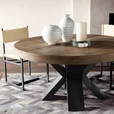 navarro round dining table