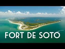 Image result for fort desoto beach