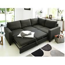 corner sofa bed. Hygena Seattle Right Hand Corner Sofa Bed - Charcoal. R