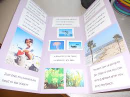 How To Make Travel Brochure Biome Travel Brochure As An Assessment Have The Students Create A