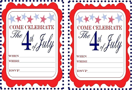of invitations free printable roundup catch my invitation templates 4th july birthday wording luxury birthd
