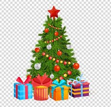 Decorating Christmas Tree With Balls Delectable Christmas Tree With Beautiful Balls Decorations Gifts Under