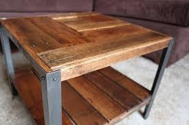 Furniture Exciting rustic modern coffee table designs teak