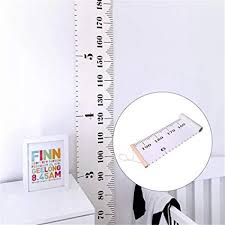 Wall Measuring Chart Amazon Com Height Growth Chart Kids Height Measurement
