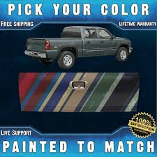 NEW Painted To Match - Rear Tailgate for 1999-2006 Chevy Silverado ...