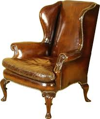 wingback chairs has may not be a good match for what it wingback leather chair