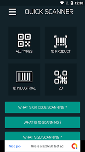 QR Code & Barcode Scanner Android App ...