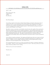 Best Solutions Of 4 Intern Cover Letter Example About Construction