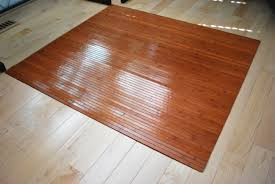 Hardwood Floor Mat Fine On Intended For Decoration Chair Wood And Protection  23
