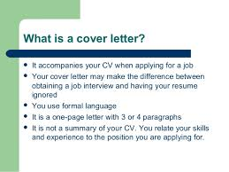 Tremendous Difference Between Cover Letter And Resume 4 Letter .